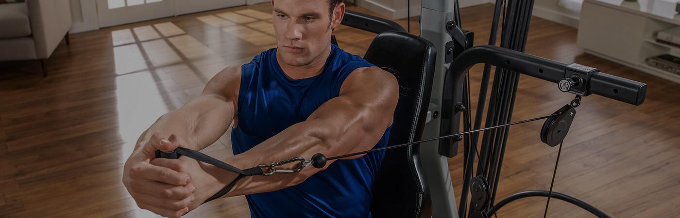 Benefits of a Bowflex Home Gym