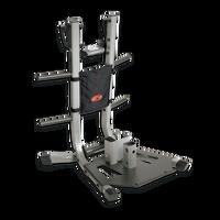 Bowflex Revolution Accessory Rack--thumbnail
