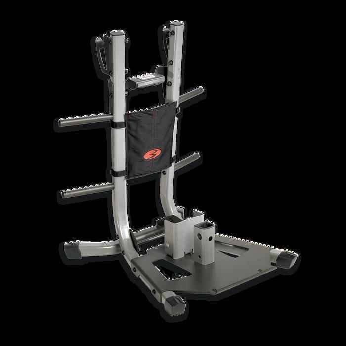 Bowflex Revolution Accessory Rack