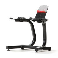 Bowflex SelectTech Dumbbell Stand with Media Rack--thumbnail