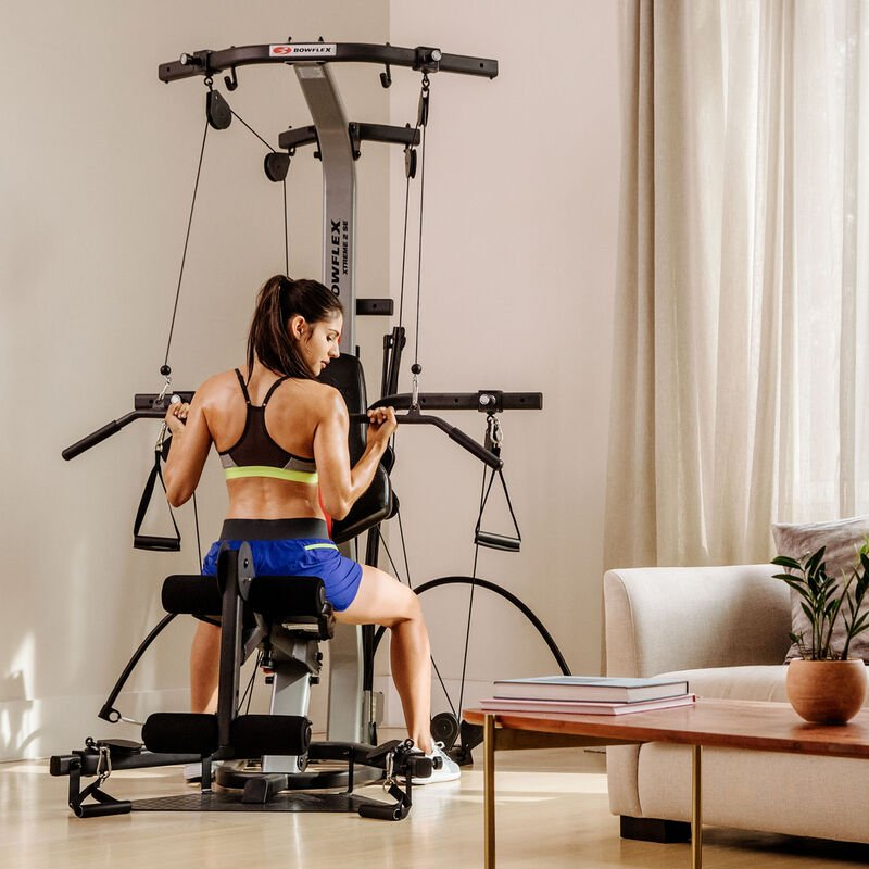 Lat Pulldown with Xtreme 2 SE - expanded view