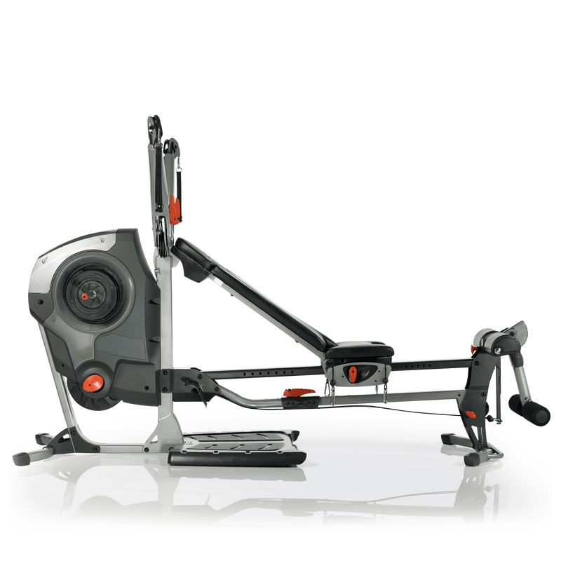 Bowflex Revolution - mobile expanded view