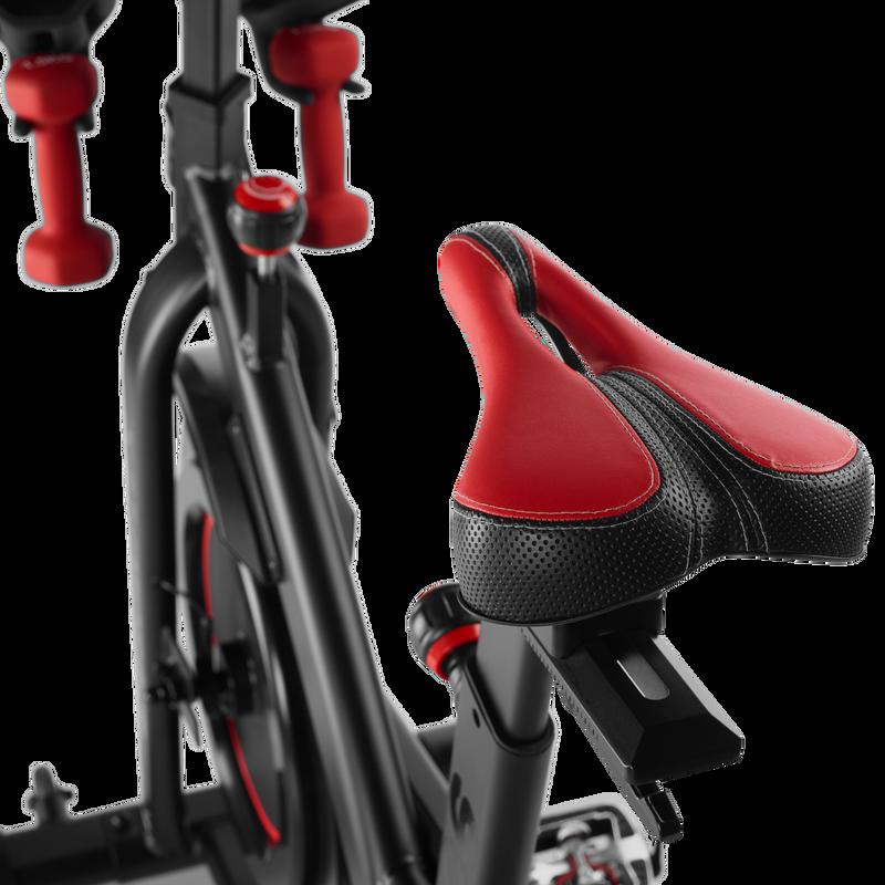 Bowflex C6 Bike Seat - expanded view
