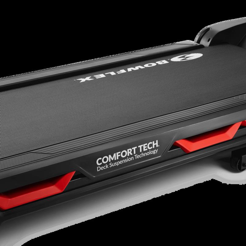 Bowflex Treadmill 7 Deck - expanded view