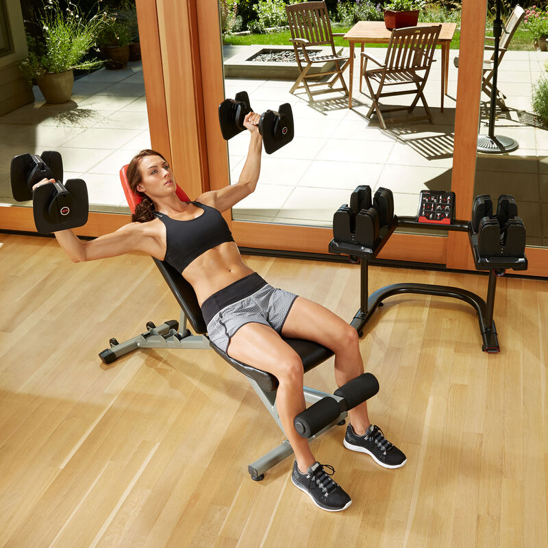 Bowflex 4.1 Bench (Dumbbells and Stand Sold Separately) - expanded view