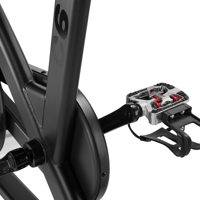 Bowflex C6 Bike Pedals - mobile expanded view