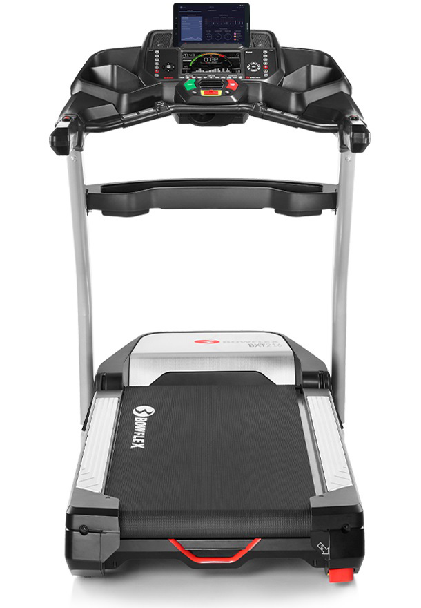 Bowflex BXT216 Treadmill - Access popular connected apps from your phone, tablet, or smart TV via Bluetooth connectivity
