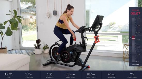 Trainer-led Workouts - App Screenshot
