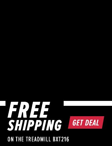 Bowflex BXT216 Treadmill Offer