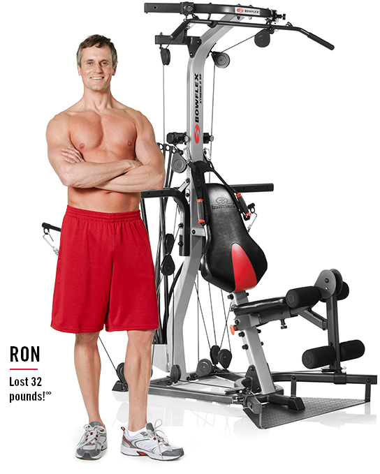 Bowflex Revolution Space Requirements: Bowflex Home Gym Free Information Kit