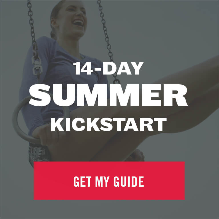 Free 14-Day Summer Kickstart Plan - Get My Plan