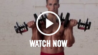 Biceps curls with supination video