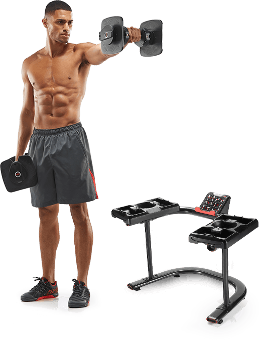 SelectTech 560 Adjustable Dumbbells