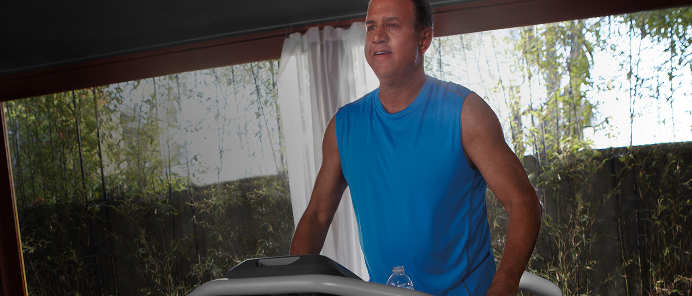 Guy's TreadClimber weight loss story