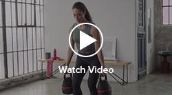 Double suitcase squat video