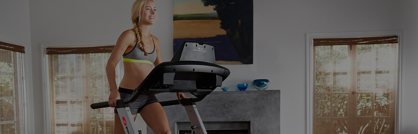 A TreadClimber gives you a low-impact in-home cardio workout.