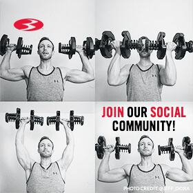 Join our Social Community. (photo credit @Jeff_Dora)