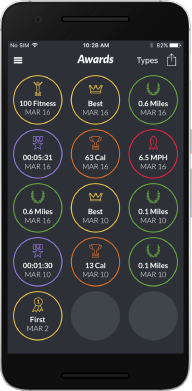 Results Series App - Celebrate your Achievements