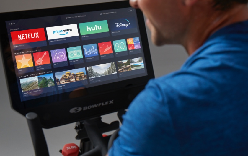Access popular streaming services with JRNY