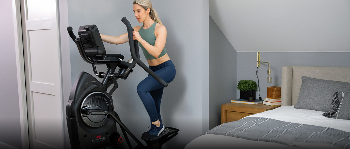 Fit a Max Trainer in a studio apartment