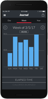 Results Series App - Track Your Progress