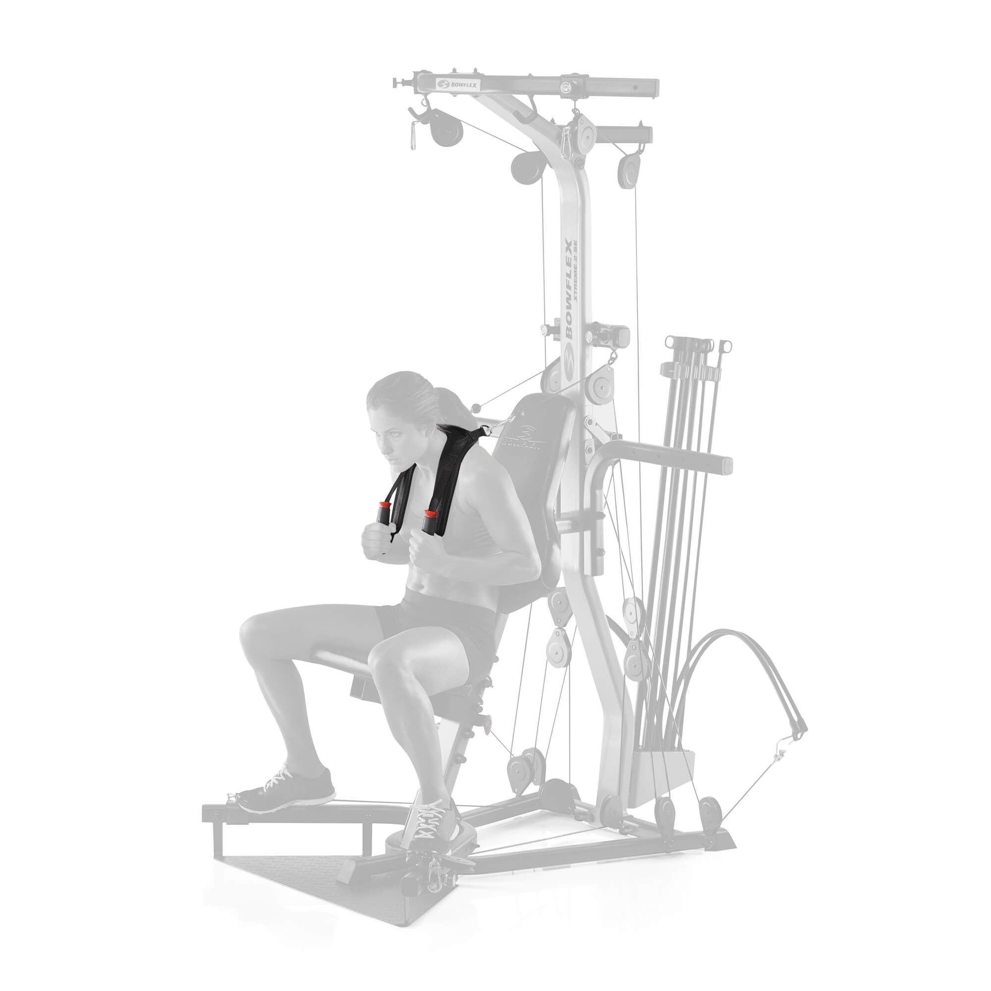 Bowflex Ab Crunch Shoulder Harness