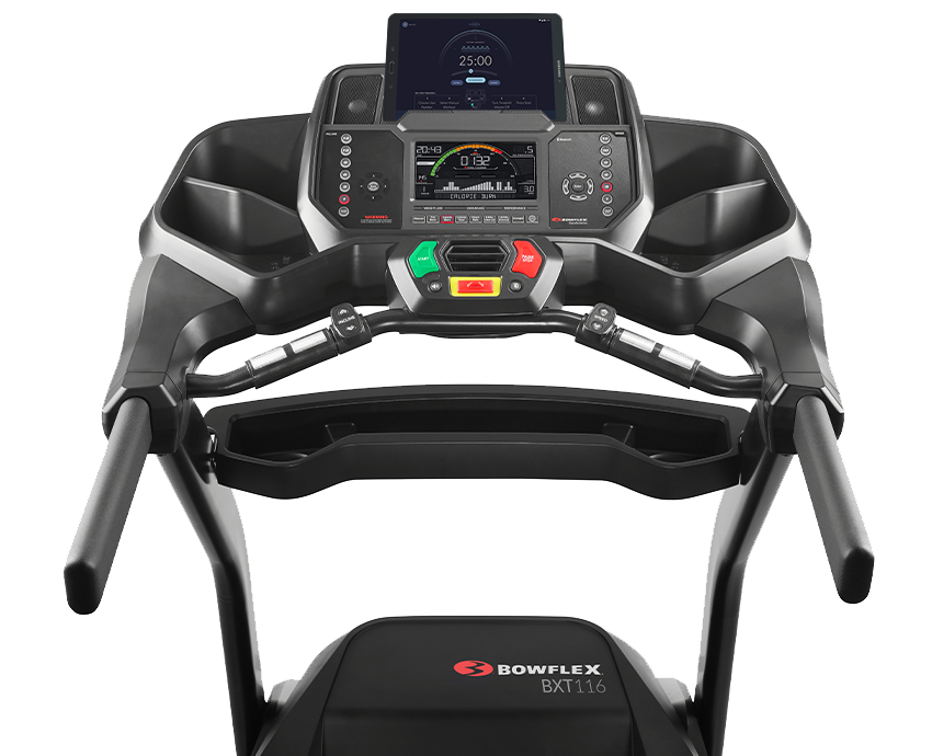 BXT116 Treadmill console